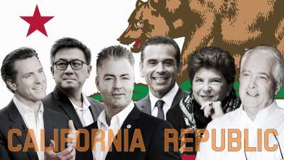 En fotos: Quiénes son los candidatos a la gobernación de California