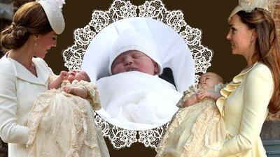 Ya hay fecha para el bautizo del príncipe Louis, pero se ignora quiénes serán sus padrinos