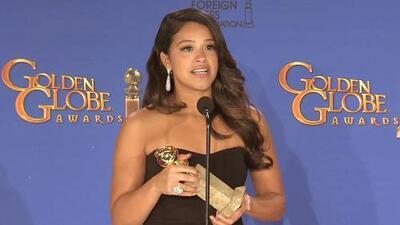 Gina Rodríguez no quiere que le pregunten si es virgen