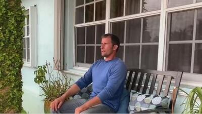"""""""No quiero irme de aquí"""": hombre se niega a vender su casa para la expansión de la autopista Palmetto"""