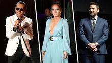 Jennifer Lopez solamente recibe halagos por parte de sus ex parejas, Marc Anthony y Ben Affleck