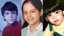 QUIZ: ¿Reconoces a estos famosos cuando eran niños?