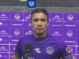 """Nicolás Díaz tras la goleada 3-0 sobre Querétaro: """"Ya lo merecíamos"""""""