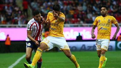 Cómo ver Tigres vs. Chivas en vivo, por la Liga MX 4 Mayo 2019