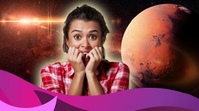 Marte entra directo en Piscis, la disyuntiva frente a las decisiones