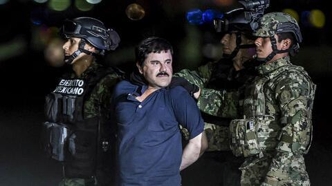 Videos de torturas ordenadas por el 'Chapo' Guzmán se presentarán como pruebas en su contra