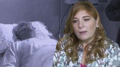 """""""Sabíamos que su cuerpo iba a parar"""": esposa del actor Rogelio Guerra poco después de su muerte"""