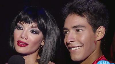 """Zuleyka Rivera fue eliminada en la 5ta gala de """"Bailando por un Sueño"""""""