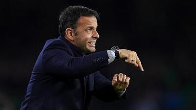 Javier Calleja cree que la eliminatoria entre Villarreal y Valencia fue engañosa