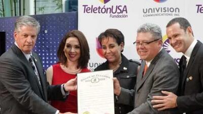 Teletón USA entregó $300 mil en Chicago