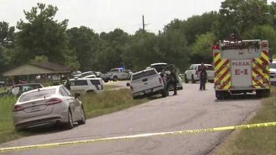 Tragedia enluta a una familia de Rosenberg: una madre hispana y su hijo fueron asesinados a tiros en su propia casa