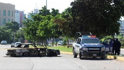 Autoridades realizan peritaje de los cadáveres casi 22 horas después de enfrentamiento en Culiacán