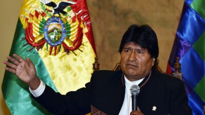 """Bolivia: El """"no"""" avanza y Morales pide esperar al """"pitazo final"""""""