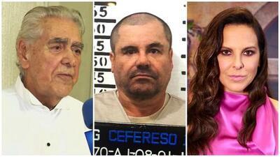 Eric del Castillo cuenta cómo su hija Kate le dio la noticia de la reunión que tuvo con Joaquín 'El Chapo' Guzmán