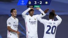 Real Madrid derrota al Inter de Milán con gol de Rodrygo