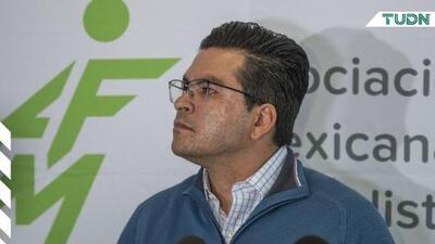 """Presidente de AMFPro: """"La Liga MX ha tocado fondo"""""""