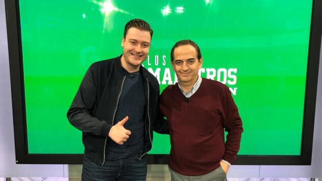 Los Maestros | La magia de Diego Armando Maradona