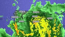 Tormenta tropical Laura sigue avanzando y fortalece sus vientos sostenidos a 50 mph