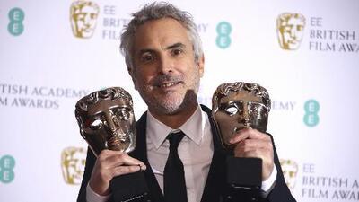 La película Roma conquista cuatro premios de la academia británica BAFTA