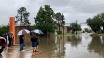 Emiten Vigilancia por Inundaciones Repentinas para todo el norte de Texas