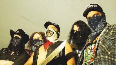 Esta banda de death metal hizo pensar a todo el mundo que eran un culto narco satánico