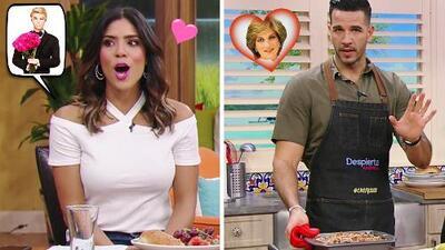 #DAEnUnMinuto: Francisca quiere un Ken de carne y hueso, y el Chef hizo el postre favorito de Lady Di