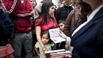 Más de cuatro millones de venezolanos han emigrado de ese país, según Naciones Unidas
