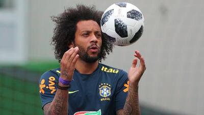 Empresa brasilera envía un colchón a Rusia para ayudar a la recuperación de Marcelo