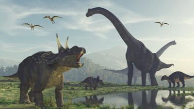 Profesores de la Universidad de Texas confirman cómo murieron los dinosaurios