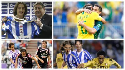 Guardado y Filipe Luis: una amistad 'Made in La Liga' con el Dépor
