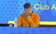 Entre lágrimas, Carlos Tévez se despidió de Boca Juniors