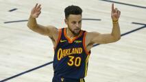 Vaya logro: Stephen Curry es el nuevo líder encestador de los Warriors