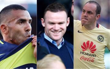 Los cracks hijos pródigos que como Rooney volvieron a casa