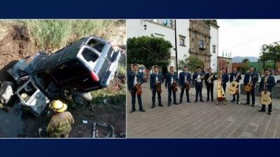 Sube a 8 el número de músicos de regional mexicano muertos en aparatoso accidente