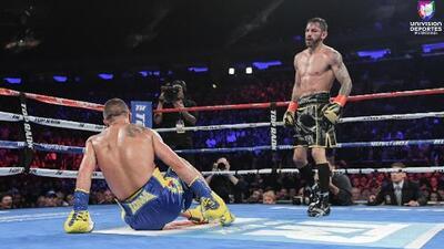 Linares piensa arrasar en las 140 libras; tiene en la mira a Mikey García