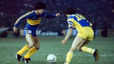 El gol que Diego Maradona le marcó al América en México