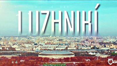 El fantástico estadio Olímpico Luzhnikí, sede de la gran final del Mundial de Rusia 2018