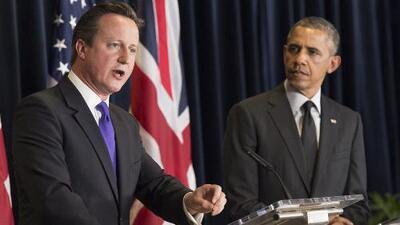 Obama y Cameron condenan la decapitación de David Haines por ISIS