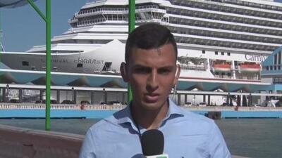 Actividad turística de cruceros se reactiva a pesar de manifestaciones en el viejo San Juan