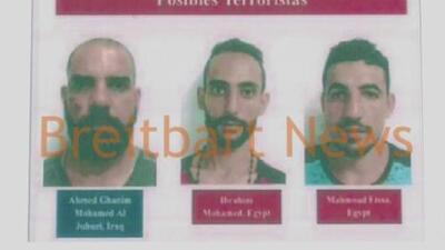 Nicaragua deporta a Costa Rica a cuatro supuestos miembros del grupo Estado Islámico buscados por EEUU