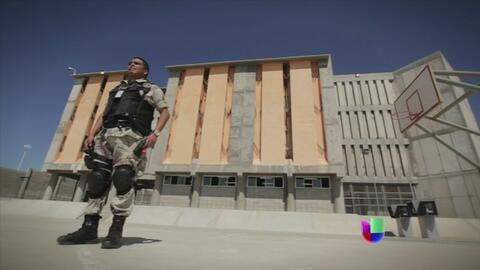 """""""El pueblito"""", la cárcel más inteligente de México por su tecnología (parte 2)"""