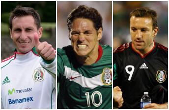 ¿Cuál fue el mejor? Ocho argentinos naturalizados que jugaron con el Tri
