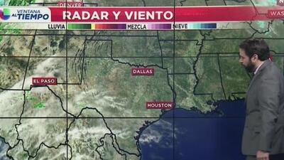 Ventana al Tiempo: ¿Cuál será la temperatura durante la madrugada de este jueves en Dallas?