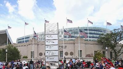 Conoce cómo llegar a Soldier Field para ver la final de Copa Oro