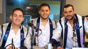 Rubén Caballero, el nuevo cantante de Banda Carnaval, les llegó como enviado por Dios