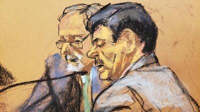 Abogados de 'El Chapo' piden que no lo transfieran de cárcel mientras trabajan en apelación de su sentencia