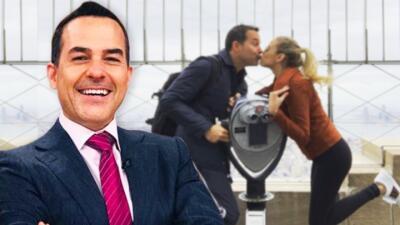 Carlos Calderón y su novia en una divertida sesión de fotos: así de felices disfrutan su romance