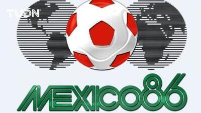 ¡Bellísimo! Logo de México 86, el más bonito de la historia