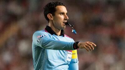 César Arturo Ramos, el árbitro mexicano que se perfila para estar en el Mundial de Rusia 2018