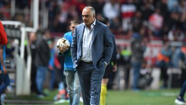 Memo Vázquez, nuevo técnico del Atlético de San Luis